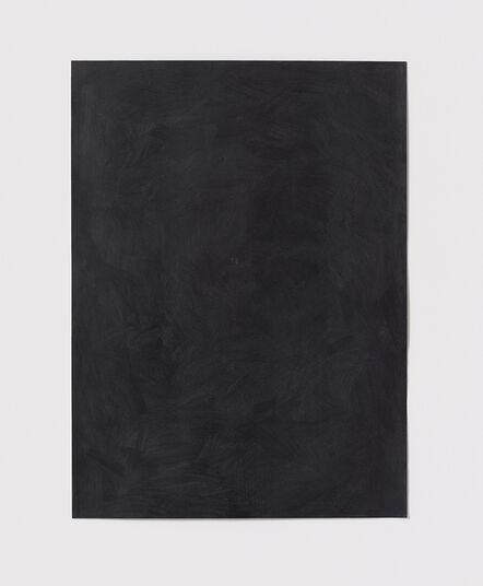 Stephen Antonakos, 'Untitled Cut, O#12', 1977
