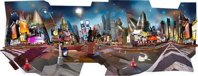 Jeremy Kidd, 'Times Square 2', 2015