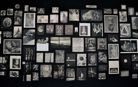Jorge de la Garza, 'Constellation from archive ', 2014