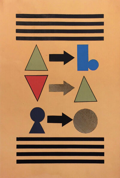 Falves Silva, 'Poem-Process for Alvaro de Sá, from the series 'Signals'', 2007