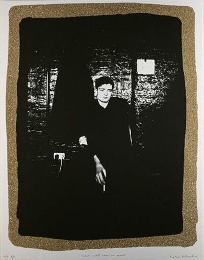 Peter Blake, 'Love Will Tear Us Apart', 2005
