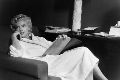 Garry Winogrand, 'Marilyn Monroe, New York', 1955