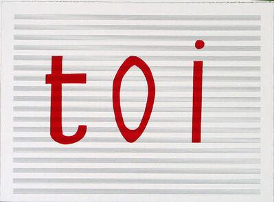 Louise Bourgeois, 'Toi', 2003