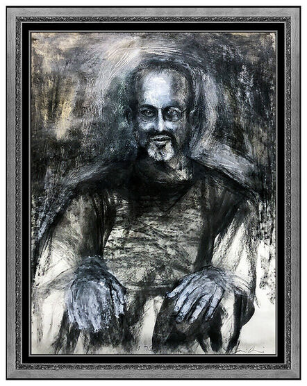Jim Dine, 'Self Portrait', 1996