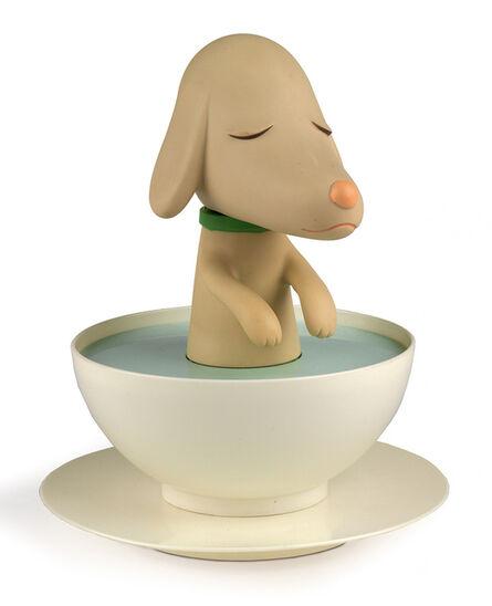 Yoshitomo Nara, 'Pup Cup', 2003
