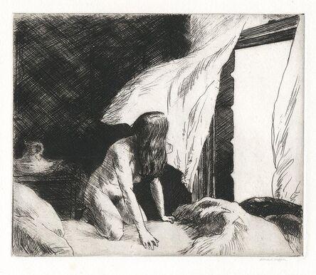 Edward Hopper, 'Evening Wind.', 1921
