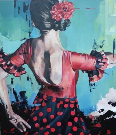 Pete Hawkins, 'Full Blooded Flamenco', 2020