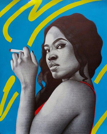 Jacqueline Suowari, 'Comfort Zone', 2018