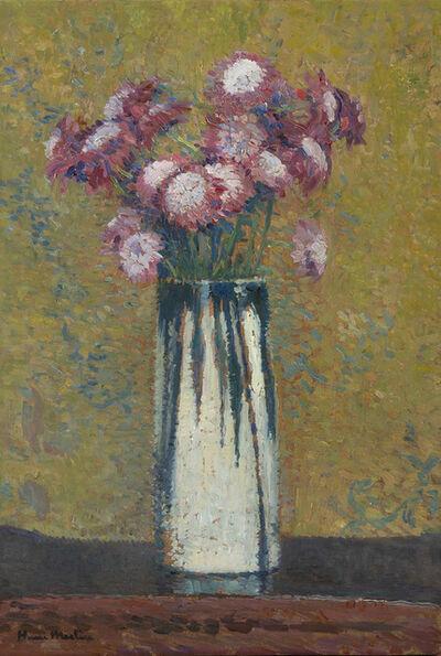 Henri Jean Guillaume Martin, 'Vase de fleurs', Unknown