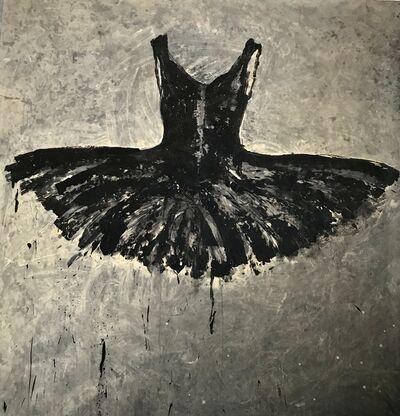Ewa Bathelier, 'smoky dress', 2018