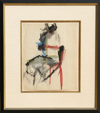 Willem de Kooning, 'The Throne', ca. 1957