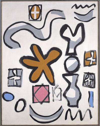 Raymond Hendler, 'Waysides II', 1967