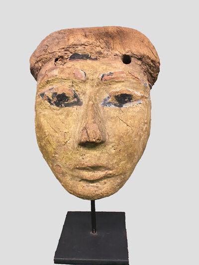 'Ancient Egypt Mask', Egypt-early Roman period