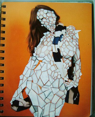 Yi-Hsin Tzeng, 'Crackled Girl', 2010