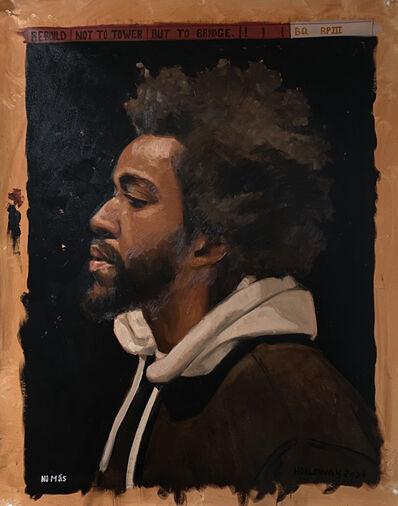Riley Holloway, 'Self Portrait', 2021