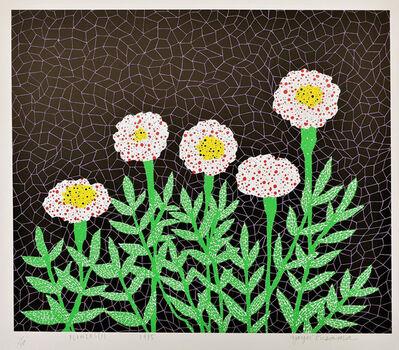 Yayoi Kusama, 'Flowers (1)', 1985
