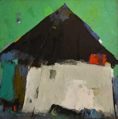 Ammar Alnahhas, 'Romanian pesant house', 2020