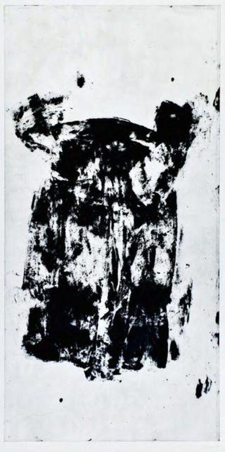 Jannis Kounellis, 'Senza titolo cappotti  5', 2014