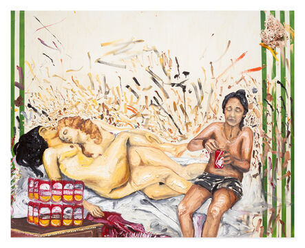 Camila Soato, 'Courbet sem Courbet', 2016