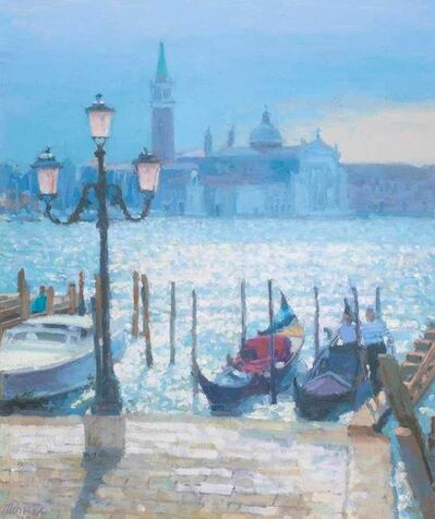 Nicholas Verrall, 'Venice after the Rain', 2020