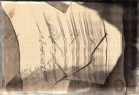 Paulo Bruscky, 'Untitled'