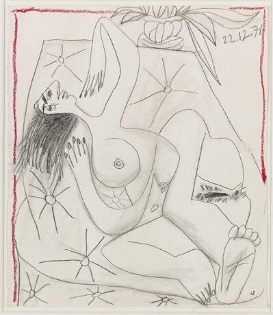 Pablo Picasso, 'WOMAN', 1971