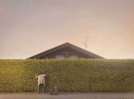 Ole Marius Jørgensen, 'The House and the Hedge (Vignettes of a Salesman) ', 2016