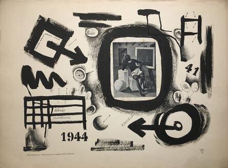 Jorge Lezama, 'Recordación 2', 1963