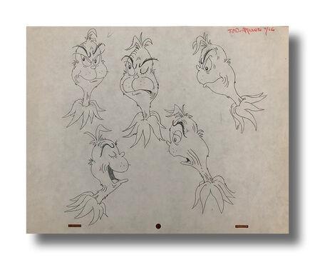Dr. Seuss, 'The Grinch', 1966
