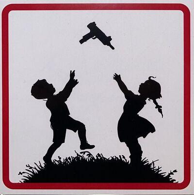 Banksy, 'Childhood', 2004