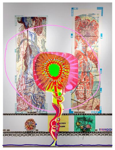 Libby Hague, 'Sunflowers 4 Sunflowers', 2021