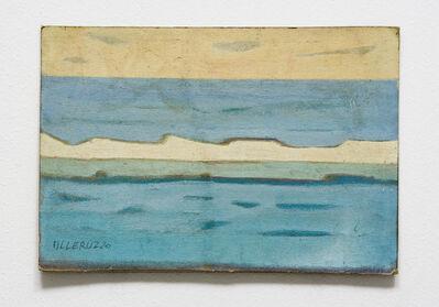 Santi Alleruzzo, 'Il Molo', 1985
