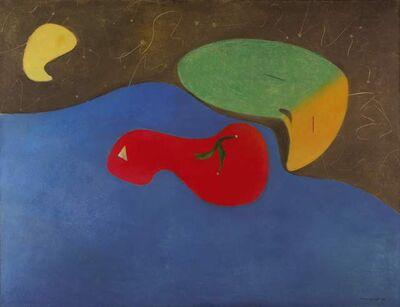 Max Ernst, 'Dormeuse en coup de vent', 1950