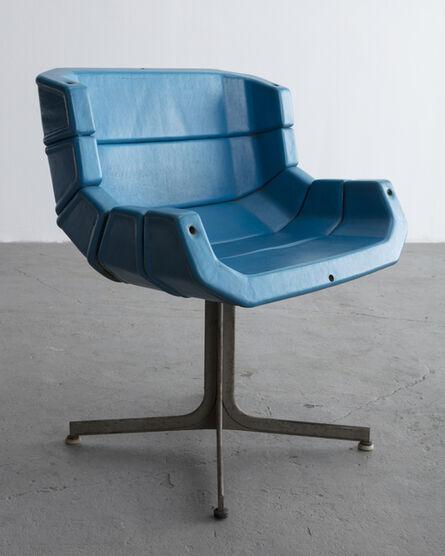 George Nelson & Associates, 'Rare Five Leaf chair', 1963