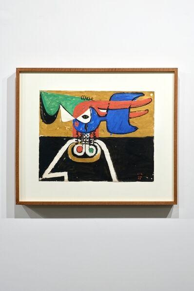Le Corbusier, 'Taureau', 1963