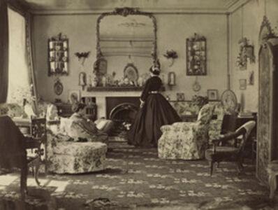 Viscountess Jocelyn, 'Interior of Room', 1860s