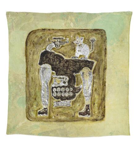 Heri Dono, 'Upside Down Look at the Twisting Logic', 2015
