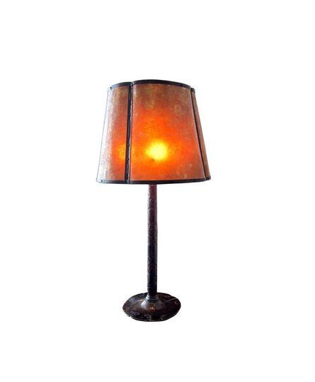 Charles Sumner Greene, 'Single Commission Table Lamp', 1918