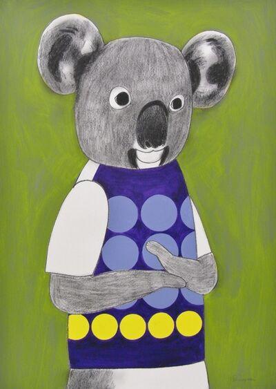 Katsunori Miyagi, 'Dots Koala', 2016