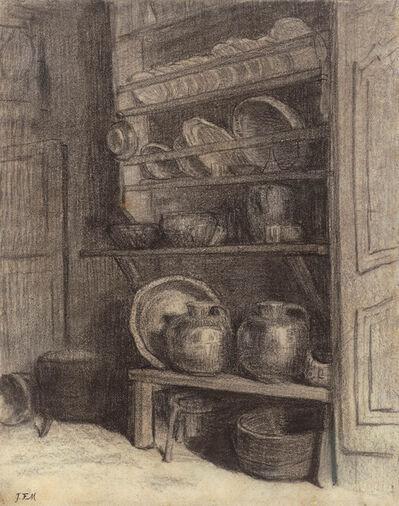 Jean-François Millet, 'Le vaisselier de Gruchy', 1854