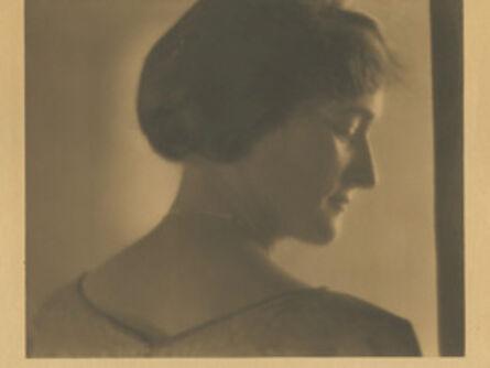 Edward Weston, 'Mary Marsh Buff', 1922