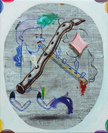 Stijn Bastianen, 'The floppy flute', 2020