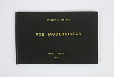 Paulo Bruscky, 'Pós-Modernistas', 1992