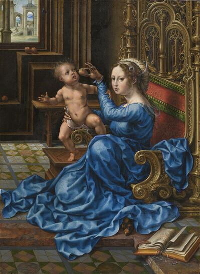 Jan Gossaert, 'Madonna and Child', ca. 1532