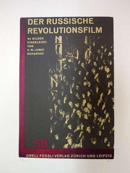 "R. B. Kitaj, 'R.B. Kitaj Screenprint ""Der Russische Revolutionsfilm"" from: In Our Time', 1960-1969"