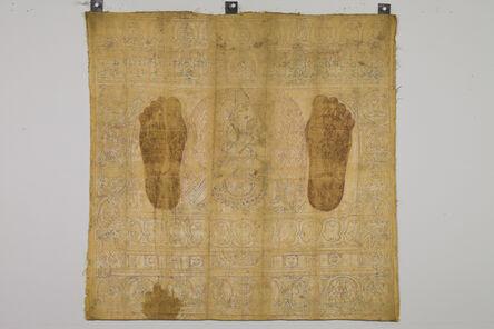 'Chakrasamvara and the Footprints of Drigungpa Tibet', Prior to 1217