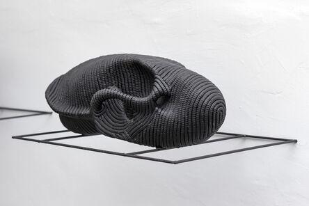 Paolo Grassino, 'LAB C.C.R. (C)', 2016