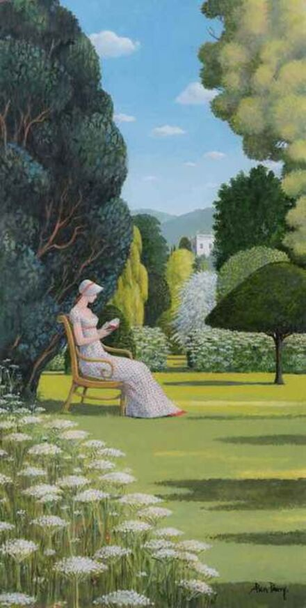 Alan Parry, 'Jane Austen Buff', 2018