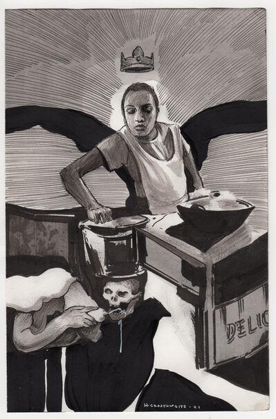 Hugo Crosthwaite, 'Untitled 027', 2021