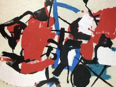Afro (Afro Basaldella), 'Composizione', 1965/66